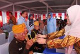 Pemkab Sleman menyelenggarakan ramah-tamah dengan veteran