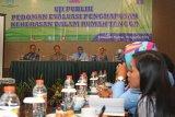 Kementerian PPPA  lakukan uji publik pedoman evaluasi PKDRT di Sleman