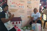 Gojek Indonesia menggandeng Ganara Art ajak pengunjung lestarikan budaya