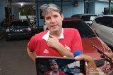 Pelatih Persija Banuelos waspadai ketajaman Alberto Goncalves