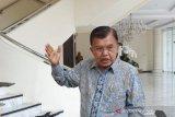 Wapres Jusuf Kalla bertolak ke Yogyakarta hadiri Kongres Pancasila XI