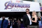 Miley Cyrus dan  Liam Hemsworth usai 8 bulan menikah