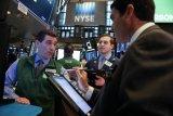 Wall Street turun di tengah meningkatnya kecemasan prospek ekonomi AS