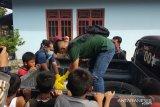 Warga Pauh Padang digegerkan penemuan Jasad bayi laki-laki hanyut di sungai