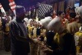 Syamsuar sambut 23 peserta SMN asal Yogyakarta dengan celetukan 'Riau sedikit panas'