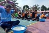 TNI-Polri lintas instansi dan wartawan adu ketangkasan