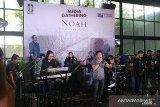 Ariel Noah mengaku alami kebuntuan saat garap lirik lagu dalam album terbaru