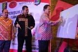 Polda dan Pemprov Lampung sambut HUT Kemerdekaan RI dengan pameran dan lelang lukisan