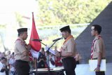 Pj Wali Kota : Pramuka tanamkan jiwa nasionalisme