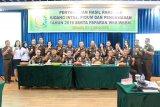 Jajaraan Kejaksaan Sulawesi Utara bertekad wujudkan zona integritas
