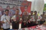Polrestabes Palembang turunkan  tim khusus berantas begal