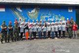 SMN Sulut ikuti bela negara di Rindam IV/Diponegoro