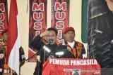 Bupati Batang anggota kehormatan PP, janji alokasikan Rp100 juta