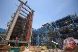 Perbaikan pembangkit gas turbin PLTGU belum tuntas