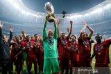 Adrian antar Liverpool rebut Piala Super Eropa