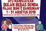 Realisasi PBB Pemkot Yogyakarta baru mencapai 55,15 persen