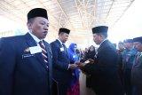 636 ASN Pemkot Makassar  dianugerahi Satyalencana