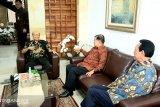 JK dan Sri Sultan jenguk Syafii Maarif
