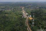 Semua pengurusan izin di kawasan calon ibu kota  negara di Kalteng dihentikan