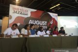 Musikus sembilan negara siap meriahkan Ubud Village Jazz Festival