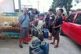 Polisi ringkus enam terduga penimbun BBM bersubsidi di Palu