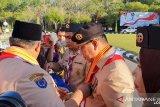 Bupati Konawe Utara peroleh tanda penghargaan Lencana Melati