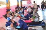 PMI Lombok Barat berjuang menghimpun 1.100 kantong darah