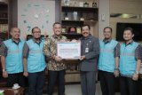 PLN Jateng D.I.Y bantu korban bencana gempa Halmahera Selatan