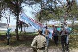 Pelaku usaha Pantai Glagah di Kulon Progo diminta kosongkan lahan