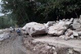 Jalan ke Kulawi sudah bisa dilewati kendaraan roda empat