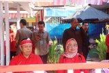 Wagub Sulbar  apresiasi tarian kolosal di Rutan Mamuju