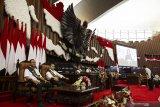 Jokowi tinjau persiapan Sidang Tahunan MPR RI