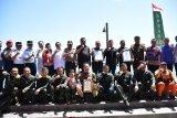 Pembentangan bendera terbesar pecahkan rekor MURI