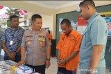 Pembobol toko telepon di Cilacap terancam 7 tahun bui