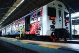 Tiket kereta api Natal-Tahun Baru sudah terjual 40 persen
