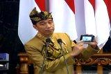 Jokowi: Indonesia maju bukan hanya karya presiden dan wapres