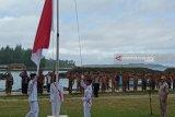 Korban banjir Kulawi tetap semangat sambut HUT Proklamasi RI