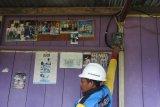 PLN Papua melistriki delapan desa di Manokwari