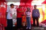 Empat BUMN berupaya penuhi kebutuhan dasar di Manado
