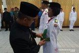 Walikota Tarakan kukuhkan 30 anggota Paskibraka