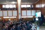 Gubernur Sumsel akui pembangunan daerah selaras kebijakan Presiden