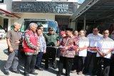 PMI DIY menghibahkan truk tangki kepada Pemkab Kulon Progo