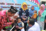 Barito Utara launching Pelangi Agustus