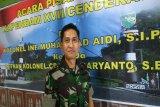 Konvoi kendaraan TNI ditembak KKSB secara sporadis