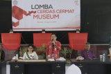 Disbud Sulawesi Utara angkat citra museum melalui cerdas cermat