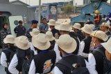 Peserta SMN difasilitasi Lanal Palembang mengenal KRI Siwar
