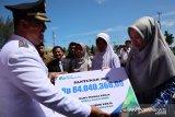 BPJS Ketenagakerjaan salurkan santunan Rp139 juta di Pariaman