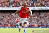 Dua kemenangan beruntun  bikin Arsenal pede songsong Liverpool