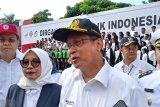 Aceh- Lampung akan dihubungkan dengan kereta api