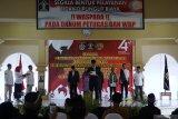 Mengintip pementasan teatrikal Proklamasi Kemerdekaan warga binaan Lapas Mataram